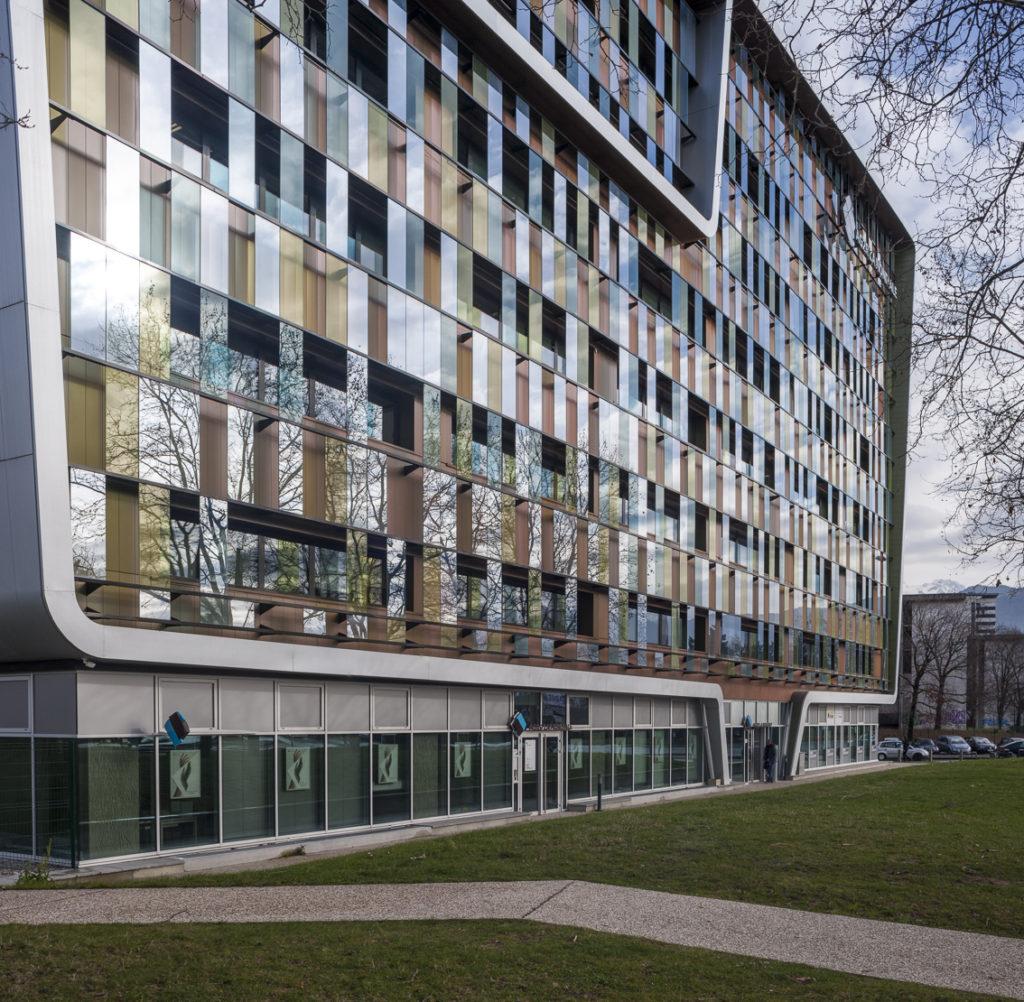 AG2R la Mondiale Echrirolles Architecture