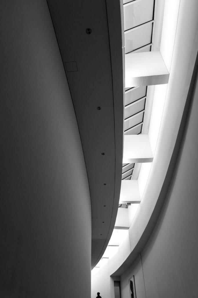 Le musée de Grenoble Architecture Groupe 6 Architectes Baptiste Gamby Photographe Grenoble reportages Photographe rhone alpes
