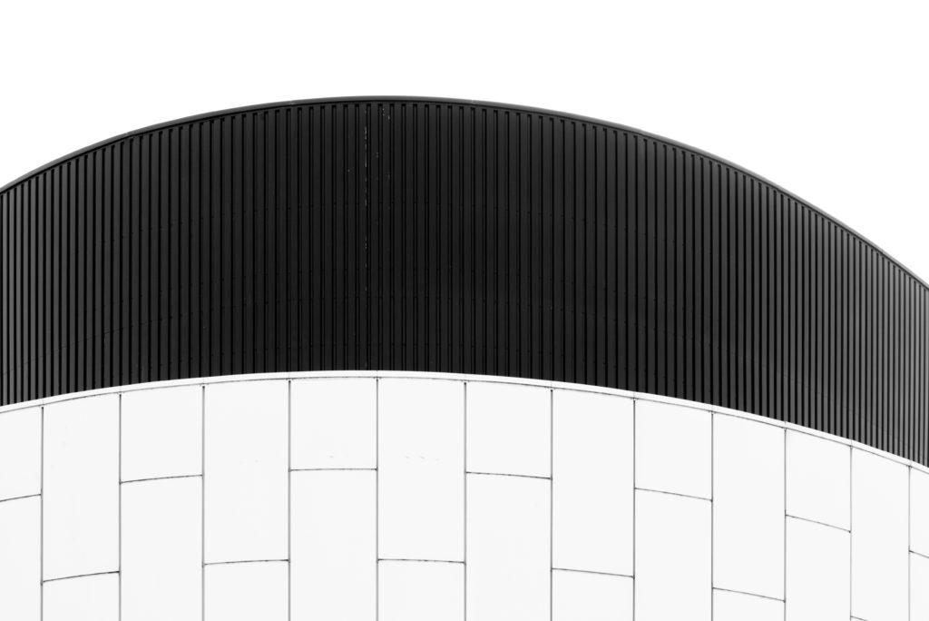 Maison de la culture de Grenoble architecture Baptiste Gamby Photographe spécialisé Architecture Auvergne-Rhône-Alpes