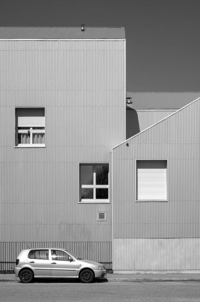 résidence PAUL VALLIER FONTAINE 38600 FONTAINE Nouveaux logement écologique Baptiste Gamby Photographe spécialisé Architecture Auvergne-Rhône-Alpes