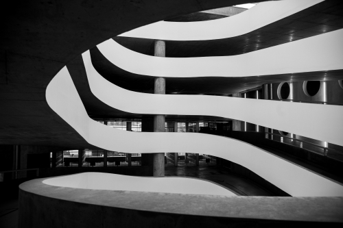 PARKING SILO de ECHIROLLE GaP architectes architectes urbanistes Architecture Art Contemporain Love architecture Culture Photographie Baptiste Gamby photographie d'art architectures