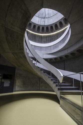 Le musée Gallo-romain lyon Fourvière Baptiste Gamby Photographe Architecture Grenoble Portraits Trombinoscopes entreprises Photographie d'art photographie d'art contemporain