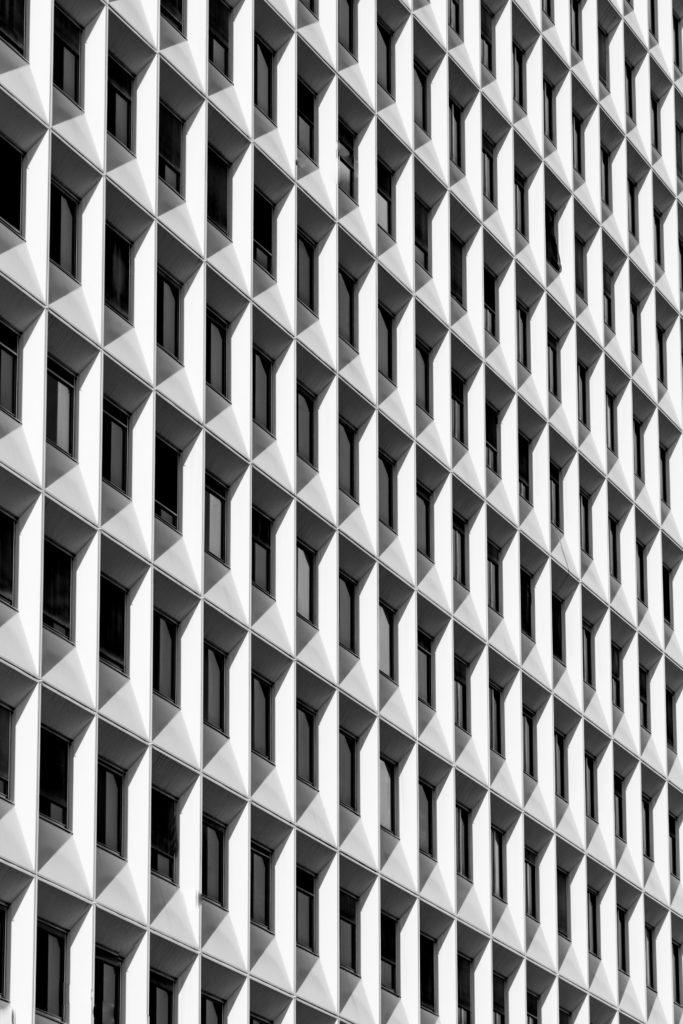 Sécurité sociale de Grenoble Architecture Art Contemporain Love architecture Culture Photographie Baptiste Gamby photographie d'art architectures