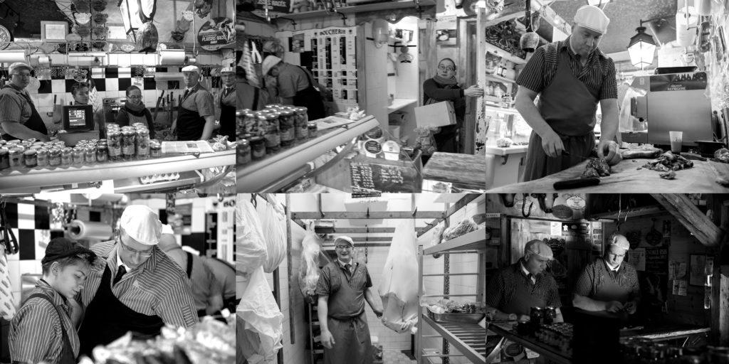Au boeuf charolais grenoble Artisant boucher Baptiste Gamby Artisans et commerçants Grenoblois Chambre de Métier