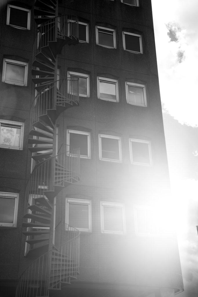 Le trident Echirolle Villeneuve CR&ON Architectes Baptiste Gamby Photographe Grenoble mariage reportages commerce quartier Photographe rhone alpes Architecture ambiance intérieur architecture intérieur photographies d'art Aéroport Lyon St exupery